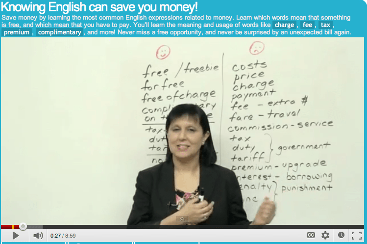 Top 3 canais do Youtube de aulas Aprender Inglês grátis - Falar ingles