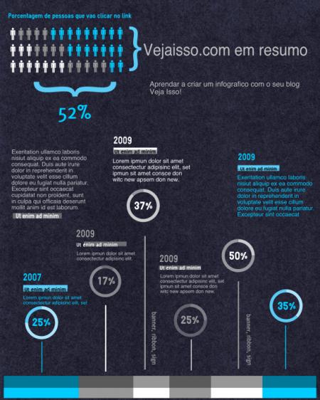 Como criar infográficos online grátis - Criador de infograficos