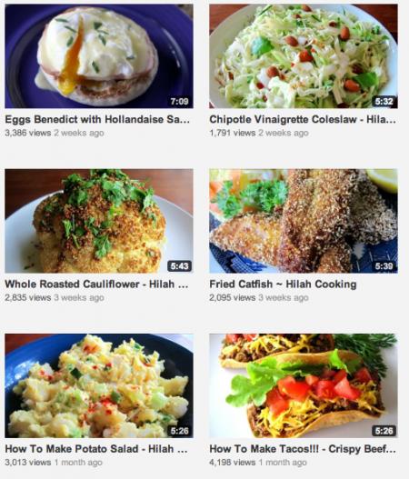 Os pratos excêntricos e diferentes para fazer na sua própria casa