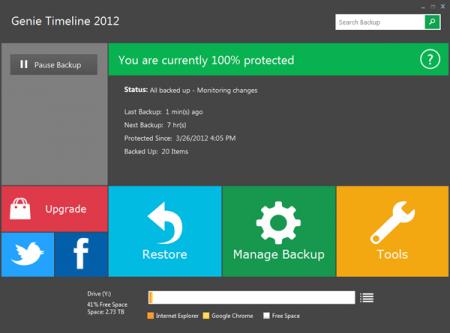 Baixar melhor programa para fazer backup automatico, PC Windows grátis