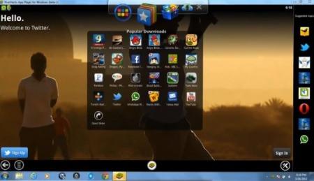 BlueStacks O melhor programa para rodar apps do celular no PC