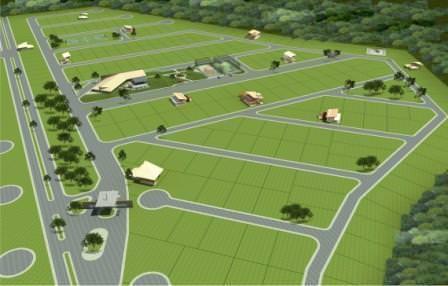 Como escolher o terreno para construir - Loteamentos constumam ter os melhores terrenos, porem com custo alto