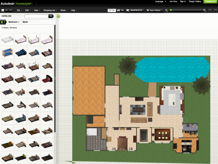 Criar a planta da casa, planejar a reforma nesse site grátis - desenhar sua casa dos sonhos