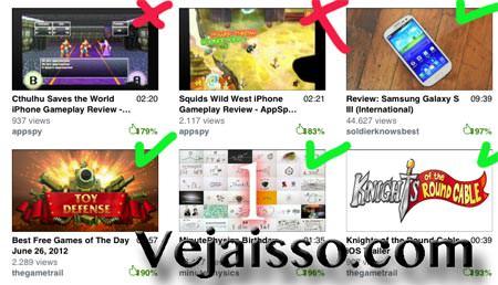 Thumbnails são importantes para chamar a atenção para o seu vídeo e atraír mais visitas