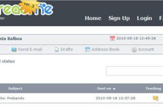 WhoReadMe - Verificador gratis de leitura de e-mail, saiba quando foi aberto, por quanto tempo foi lido, se o anexo foi baixado, onde a pessoa estava e mais