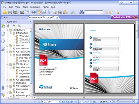 Baixar Foxit Portátil o programa mais leve e rápido para ler e editar arquivos em PDF