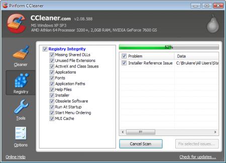 Baixar o CCleaner para Pen Drive para fazer a limpeza do PC e apagar seus registros e rastros