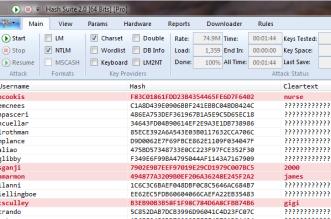 Interface gráfica do John the Ripper o melhor password cracker para Windows - Fácil de usar, desde que você tenha o dump com as senhas criptgrafadas