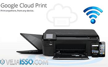 Transformar qualquer impressora em wireless e imprimir sem fio pela internet
