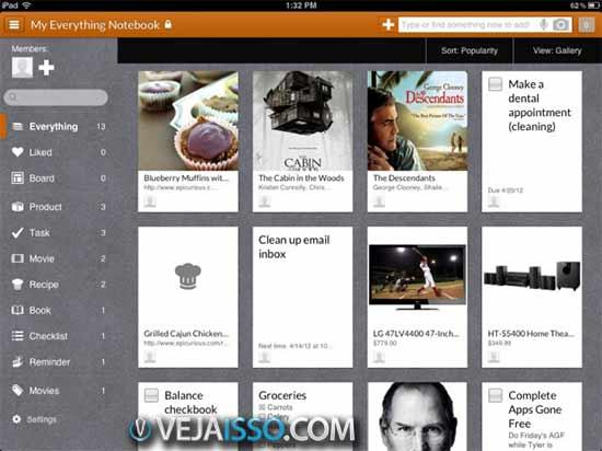 Usar Apps como SpringPad para fazer anotações pode ser cansativo durante a aula mas facilita para aprender melhor, permite revisar masi fácil e estudar para provas: a melhor dica sobre como usar o tablet para estudar melhor