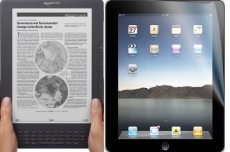 Tablets ajudam quem ter problema de visão a ler melhor - Todos com tela retroiluminada como o iPad