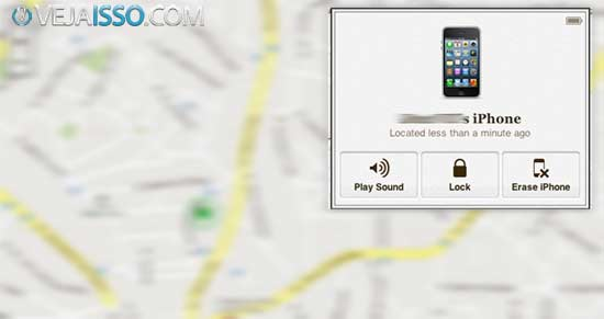 Como usar Find my iPhone para rastrear iPhone roubado ou Find my iPad