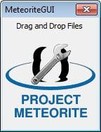 Meteorite, um program para reparar arquivos MKV corrompidos - Consertar filmes danificados