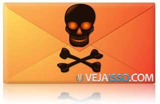 Cuidado com os emails - anexos e SPAM sao outra porta de entrada que você deve fechar com essas dicas anti hacker
