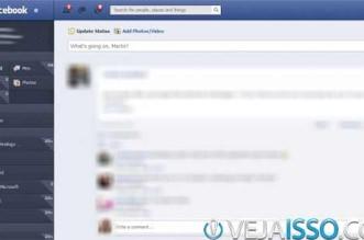 NewGenBook -Baixar melhor tema para Facebook