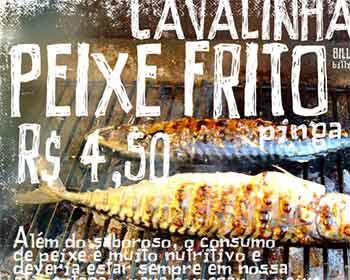 Peixe Frito mantém um estilo trash casual e por ser desenvolvida por um brasileiro, tem acentos e altíssima qualidade