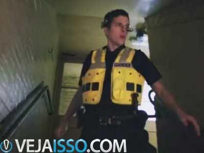 Polícia e o corpo de bombeiros poderao documentar seus suspeitos e predios, utilizando o GPS para compartilhar sua posição e facilitar a decisão do comandante