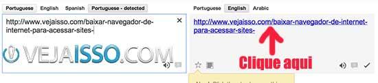 Usar um tradutor online via proxy é uma boa forma para entrar em sites bloqueados em escritórios e rígidos, apesar das limitações