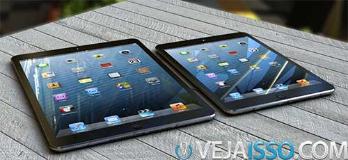 iPad e tablets são excelentes opções para quem nao quer ter dor de cabeça com malware e ainda ganhar com mobilidade