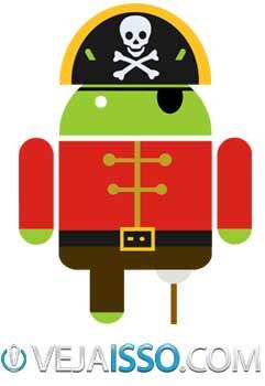 Apps piratas e APK que foram encontrados em foruns e na internet, fora da Google Play, costumam deixar o celular e tablet lentos por terem malware e vírus e não serem otimizadas