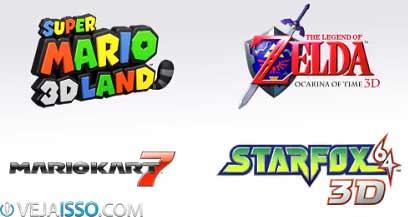 As grandes franquias da Nintendo como Mario, Mario Kart, Zelda, Star Fox, Donkey Kong mantem os gamers comprando os video games da Nintendo, mas até quando?