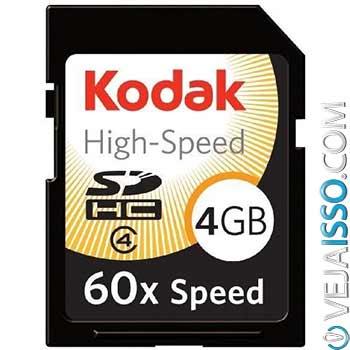 Cartões SD de alta performance, como os usados em maquinas fotográficas profissionais, sao a solução de muitos problemas de celular android lento
