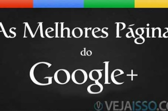 Conheça as melhores páginas do Google+ para circular e seguir