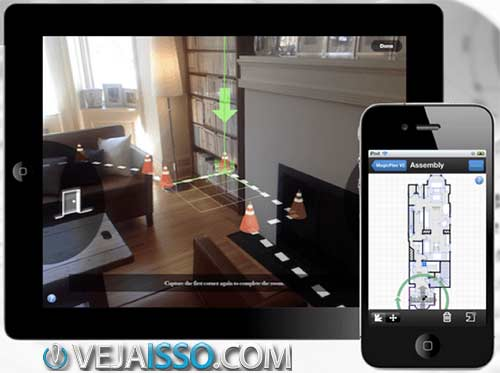 magicPlan, sem dúvida o melhor app para fazer planta da casa com celular e tablet