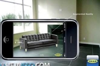 App de realidade aumentada da iKEA permite que você tenha uma excelente ideia de como fazer a decoração da sua casa, o que vai caber onde e o que vai ficar legal