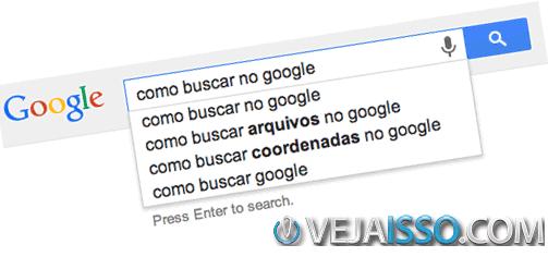 Buscar no Google, apesar de facil e rapido, pode ser ainda melhor e mais preciso usando algumas dicas e operadores de busca