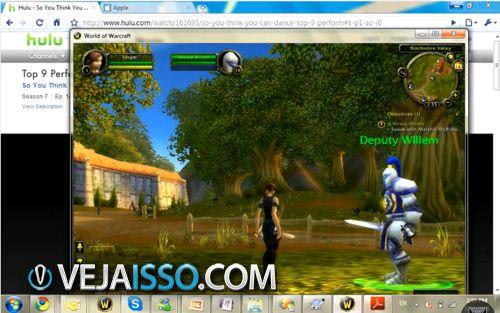 Splashtop Remote Desktop HD permite que voce use seu computador pelo celular e tablet, via rede wifi ou pela internet mesmo