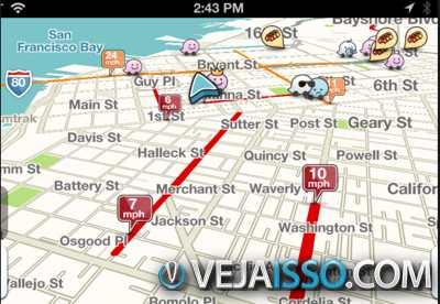 Waze e o melhor GPS para Android para as grandes cidades, pois leva em consideracao o transito para determinar o caminho mais rapido