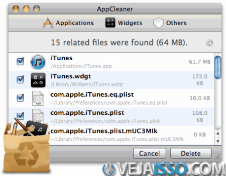 Baixar App Cleaner para desinstalar programas corretamente no Mac