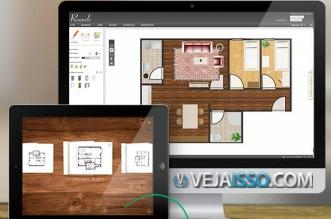 Top 5 melhores para planejar decoração casas e apartamentos - virtual